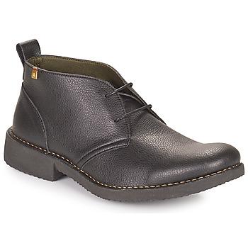 Παπούτσια Άνδρας Μπότες El Naturalista YUGEN Black