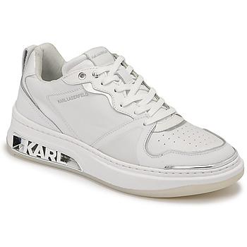 Xαμηλά Sneakers Karl Lagerfeld ELEKTRA LAY UP LO ΣΤΕΛΕΧΟΣ: Δέρμα / ύφασμα & ΕΠΕΝΔΥΣΗ: Συνθετικό και ύφασμα & ΕΣ. ΣΟΛΑ: Δέρμα & ΕΞ. ΣΟΛΑ: Συνθετικό