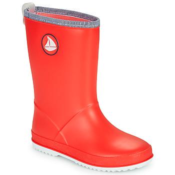 Παπούτσια Παιδί Μπότες βροχής Be Only CORVETTE Red