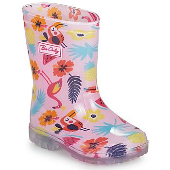 Παπούτσια Κορίτσι Μπότες βροχής Be Only JANEIRO Ροζ