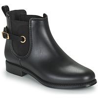 Παπούτσια Γυναίκα Μπότες βροχής Be Only ZORA Black