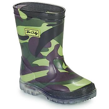 Παπούτσια Αγόρι Μπότες βροχής Be Only ARMY Kaki