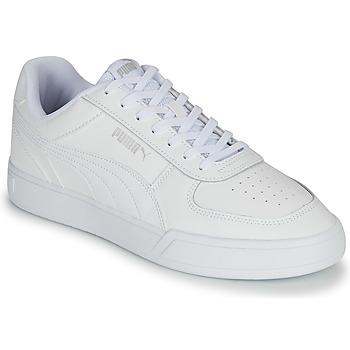 Παπούτσια Άνδρας Χαμηλά Sneakers Puma CAVEN Άσπρο