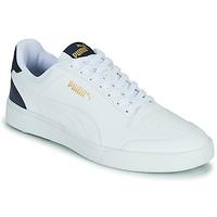 Παπούτσια Άνδρας Χαμηλά Sneakers Puma SHUFFLE Άσπρο / Μπλέ