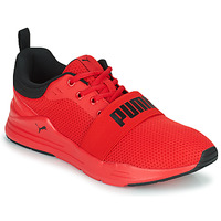 Παπούτσια Άνδρας Χαμηλά Sneakers Puma WIRED Red / Black