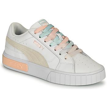 Παπούτσια Γυναίκα Χαμηλά Sneakers Puma CALI STAR Άσπρο / Multicolour