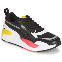 Παπούτσια Γυναίκα Χαμηλά Sneakers Puma XRAY2 SQUARE Black / Άσπρο / Ροζ