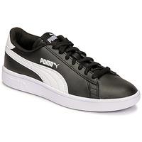 Παπούτσια Παιδί Χαμηλά Sneakers Puma SMASH JR Black