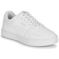 Παπούτσια Παιδί Χαμηλά Sneakers Puma CAVEN JR Άσπρο