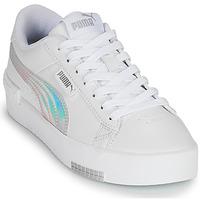 Παπούτσια Κορίτσι Χαμηλά Sneakers Puma JADA RAINBOW JR Άσπρο / Multicolour