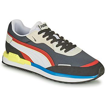 Παπούτσια Άνδρας Χαμηλά Sneakers Puma CITY RIDER Multicolour