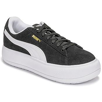 Παπούτσια Γυναίκα Χαμηλά Sneakers Puma MAYU Black / Άσπρο