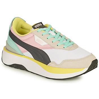 Παπούτσια Γυναίκα Χαμηλά Sneakers Puma CRUISE RIDER Multicolour