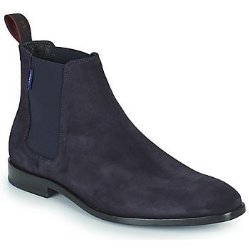 Παπούτσια Άνδρας Μπότες Paul Smith GERLAD Μπλέ