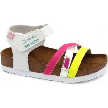 Παπούτσια Κορίτσι Σανδάλια / Πέδιλα Gioseppo CHANCLAS NIÑA  REID 62326 Άσπρο