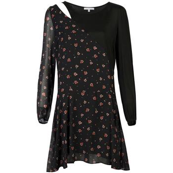 Υφασμάτινα Γυναίκα Κοντά Φορέματα Patrizia Pepe  Black