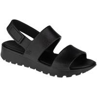 Παπούτσια Γυναίκα Σπορ σανδάλια Skechers Footsteps Breezy Feels Noir