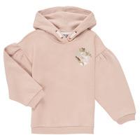 Υφασμάτινα Κορίτσι Φούτερ Puma ALPHA HOODIE Ροζ