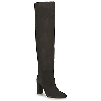 Παπούτσια Γυναίκα Μπότες για την πόλη Jonak CANVA Black