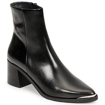 Παπούτσια Γυναίκα Μποτίνια Jonak DELO Black