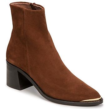 Παπούτσια Γυναίκα Μποτίνια Jonak DELO Brown