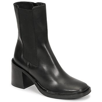 Παπούτσια Γυναίκα Μποτίνια Jonak DANUBE Black