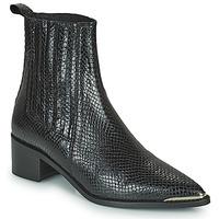 Παπούτσια Γυναίκα Μποτίνια Jonak ARSENE Black