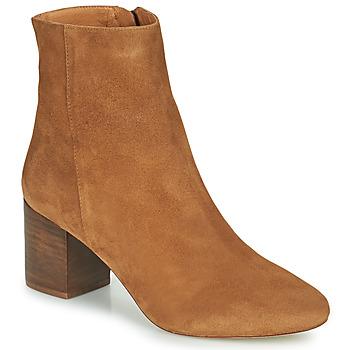 Παπούτσια Γυναίκα Μποτίνια Jonak VILBERT Brown
