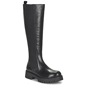 Παπούτσια Γυναίκα Μπότες για την πόλη Jonak REBEL Black