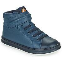 Παπούτσια Παιδί Ψηλά Sneakers Camper RUNNER Μπλέ