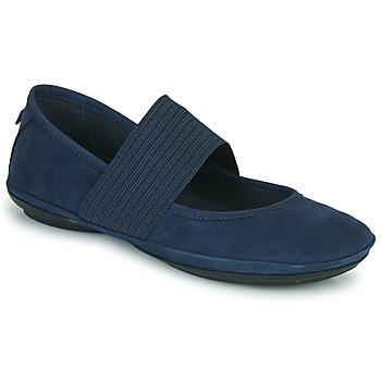 Παπούτσια Γυναίκα Μπαλαρίνες Camper RIGHT NINA Μπλέ