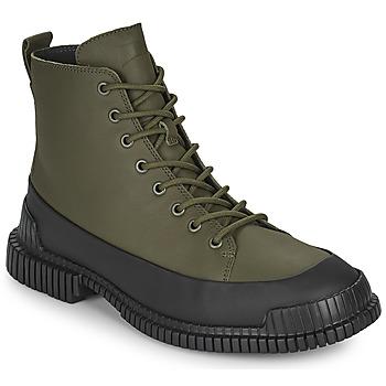 Παπούτσια Άνδρας Μπότες Camper PIX Black / Kaki