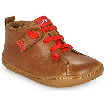 Παπούτσια Παιδί Derby Camper PEU CAMI Brown