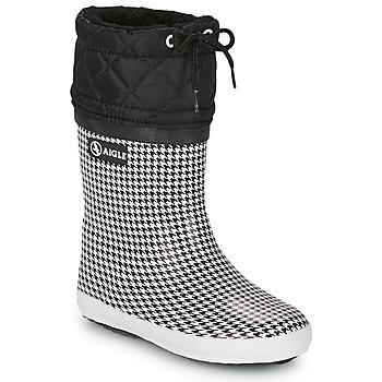 Μπότες για σκι Aigle GIBOULEE PRINT ΣΤΕΛΕΧΟΣ: Καουτσούκ & ΕΠΕΝΔΥΣΗ: Ύφασμα & ΕΣ. ΣΟΛΑ: Ύφασμα & ΕΞ. ΣΟΛΑ: Καουτσούκ