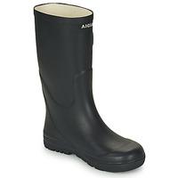 Παπούτσια Παιδί Μπότες βροχής Aigle WOODY POP Marine