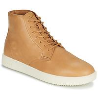 Παπούτσια Άνδρας Ψηλά Sneakers Clae GIBSON Brown