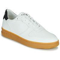 Παπούτσια Άνδρας Χαμηλά Sneakers Clae MALONE VEGAN Άσπρο / Μπλέ