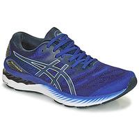 Παπούτσια Άνδρας Τρέξιμο Asics GEL-NIMBUS 23 Μπλέ