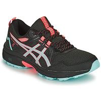 Παπούτσια Γυναίκα Τρέξιμο Asics GEL-VENTURE 8 Black / Μπλέ