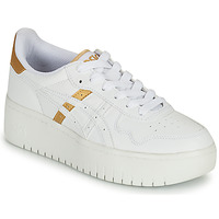 Παπούτσια Γυναίκα Χαμηλά Sneakers Asics JAPAN PLATFORM Άσπρο / Gold