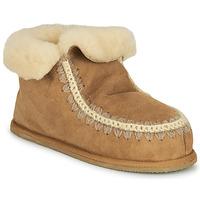 Παπούτσια Γυναίκα Παντόφλες Shepherd PIA Camel