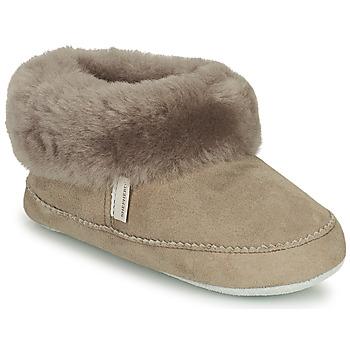 Παπούτσια Κορίτσι Παντόφλες Shepherd PITEA Grey