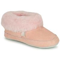 Παπούτσια Κορίτσι Παντόφλες Shepherd PITEA Ροζ