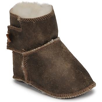 Παπούτσια Παιδί Παντόφλες Shepherd BORAS Beige