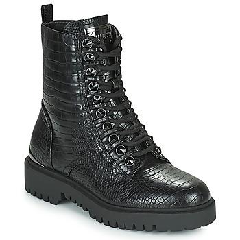 Παπούτσια Γυναίκα Μπότες Guess OXANA Black