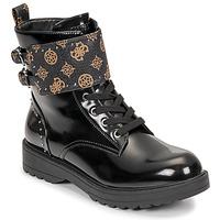 Παπούτσια Γυναίκα Μπότες Guess WANDA Black