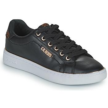 Παπούτσια Γυναίκα Χαμηλά Sneakers Guess BECKIE Black