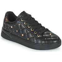 Παπούτσια Γυναίκα Χαμηλά Sneakers Guess REEA Black