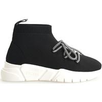 Παπούτσια Γυναίκα Ψηλά Sneakers Love Moschino  Black
