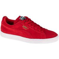 Παπούτσια Χαμηλά Sneakers Puma Suede Classic Rouge